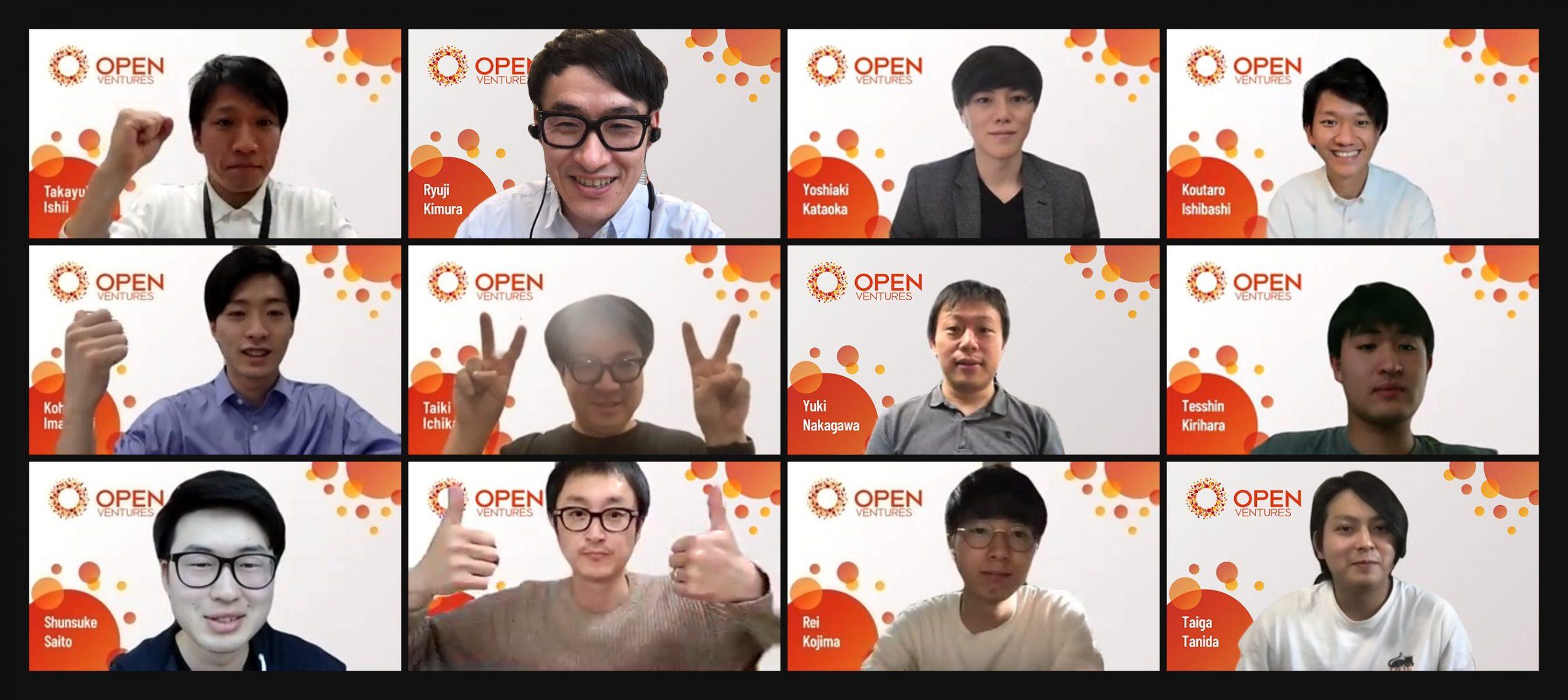 1dayメンタリング・ピッチコンテスト「OPEN PITCH Vol.10」