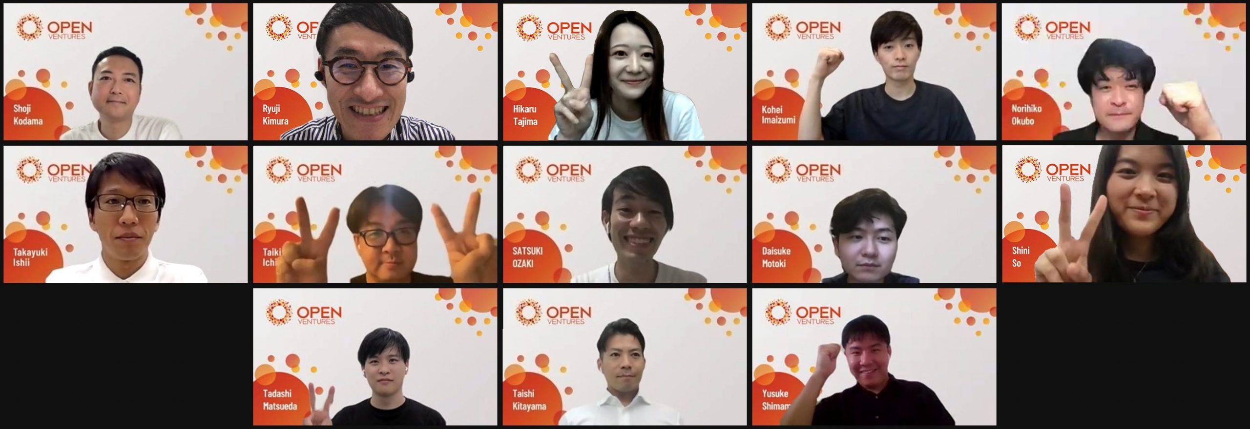 1dayメンタリング・ピッチコンテスト「OPEN PITCH Vol.14」